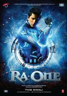 ดูหนังออนไลน์ฟรี Ra.One (2011) มหากาฬ คนทะลุเกม