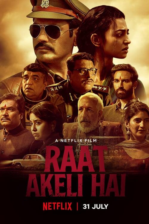 ดูหนังออนไลน์ฟรี Raat Akeli Hai (2020) ฆาตกรรมในคืนเปลี่ยว