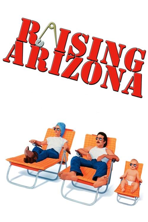 ดูหนังออนไลน์ฟรี Raising Arizona (1987) ขโมยหนูน้อยมาอ้อนรัก