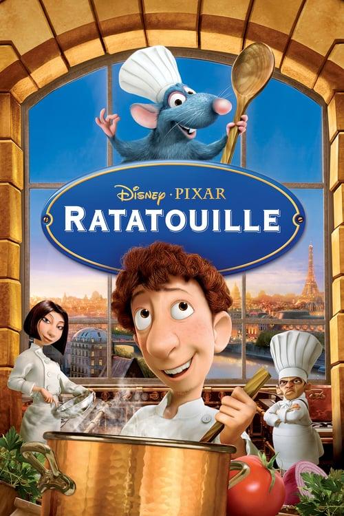 ดูหนังออนไลน์ฟรี Ratatouille (2007) พ่อครัวตัวจี๊ด หัวใจคับโลก