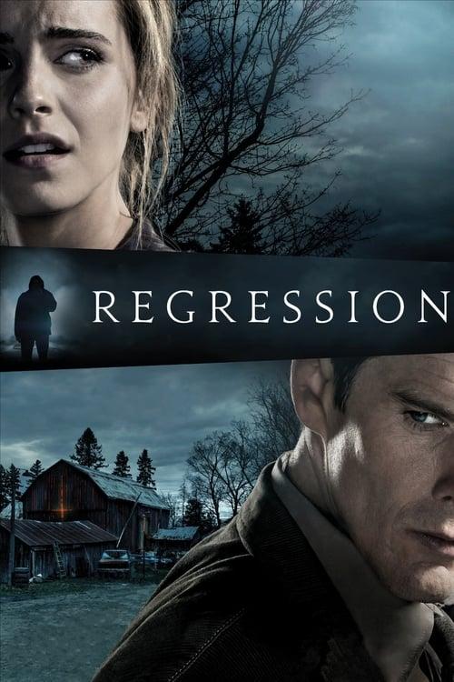 ดูหนังออนไลน์ฟรี Regression (2015) รีเกรสชั่น สัมผัส…ผวา