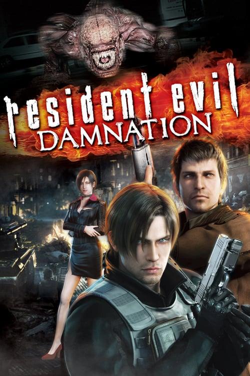 ดูหนังออนไลน์ฟรี Resident Evil Damnation (2012) ผีชีวะ สงครามดับพันธุ์ไวรัส