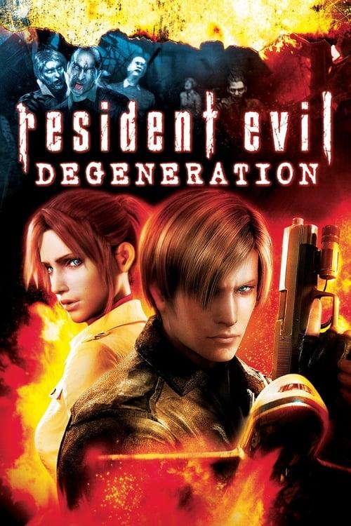 ดูหนังออนไลน์ฟรี Resident Evil Degeneration (2008) ผีชีวะ สงครามปลุกพันธุ์ไวรัสมฤตยู