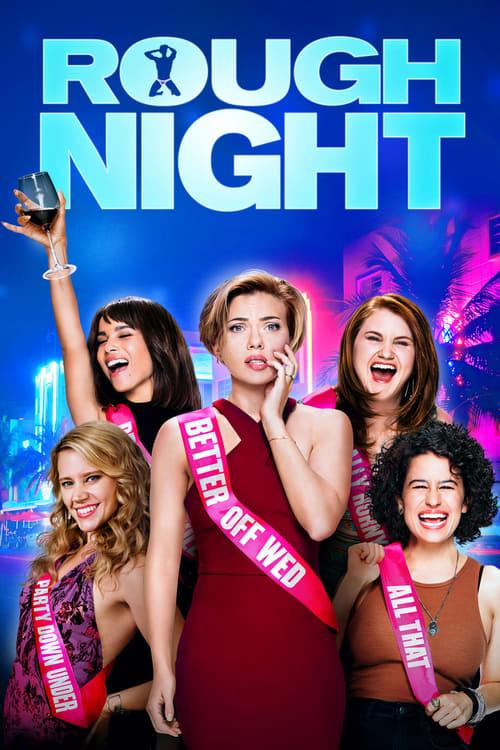 ดูหนังออนไลน์ฟรี Rough Night (2017) ปาร์ตี้ชะนีป่วน