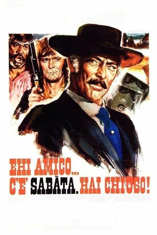 ดูหนังออนไลน์ฟรี Sabata (1969) ซาบาต้า ปืนมหัศจรรย์