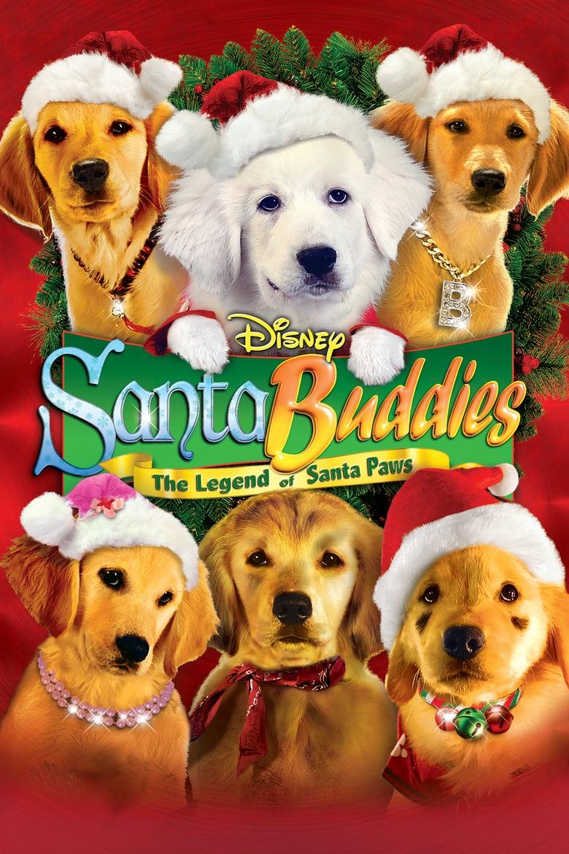 ดูหนังออนไลน์ฟรี Santa Buddies (2009) แก๊งน้องหมาป่วนคริสต์มาส