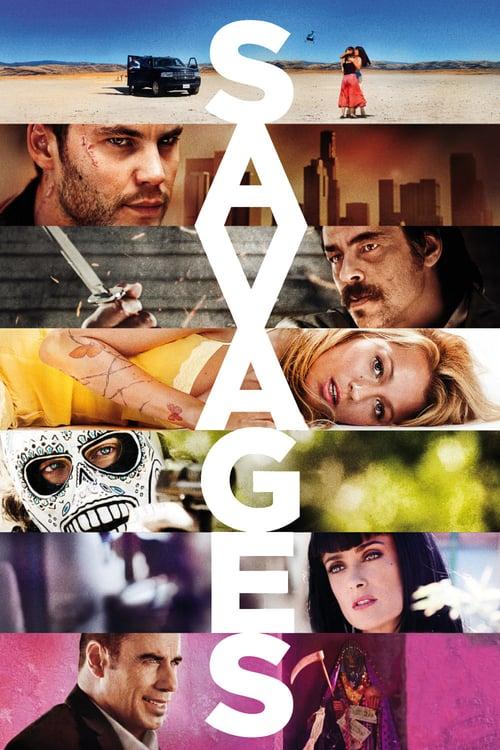 ดูหนังออนไลน์ฟรี Savages (2012) คนเดือดท้าชนคนเถื่อน