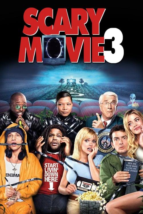 ดูหนังออนไลน์ฟรี Scary Movie 3 (2003) ยําหนังจี้ หวีดล้างโลก ภาค 3
