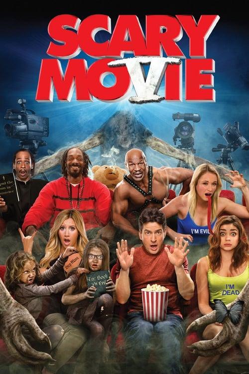 ดูหนังออนไลน์ฟรี Scary Movie 5 (2013) สแกรี่ มูวี่ 5 : ยำหนังจี้ เรียลลิตี้หลุดโลก ภาค 5