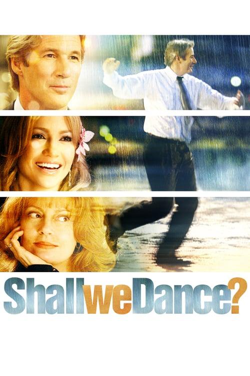 ดูหนังออนไลน์ฟรี Shall We Dance (2004) สเต็ปรัก จังหวะชีวิต