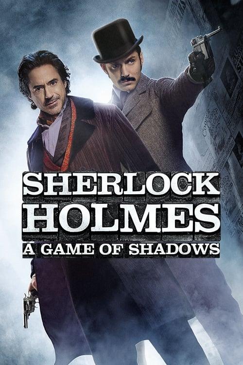 ดูหนังออนไลน์ฟรี Sherlock Holmes 2 A Game of Shadows (2011) เชอร์ล็อค โฮล์มส์ 2