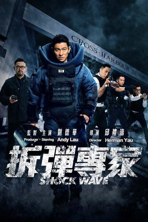 ดูหนังออนไลน์ฟรี Shock Wave 2 (2017) คนคมล่าระเบิดเมือง