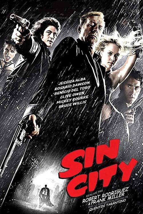 ดูหนังออนไลน์ฟรี Sin City (2005) ซิน ซิตี้ เมืองคนตายยาก