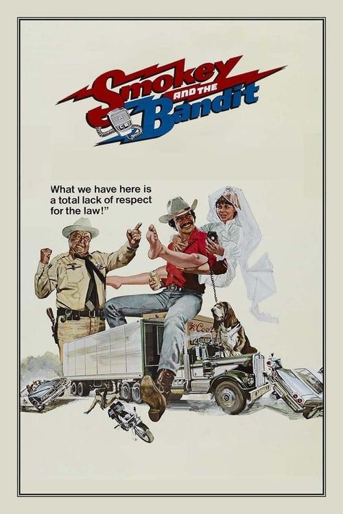 ดูหนังออนไลน์ฟรี Smokey and the Bandit (1977) รักสี่ล้อต้องรอตอนเหาะ