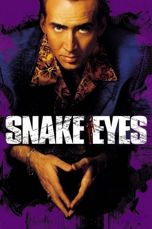 ดูหนังออนไลน์ฟรี Snake Eyes (1998) ผ่าปมสังหารมัจจุราช