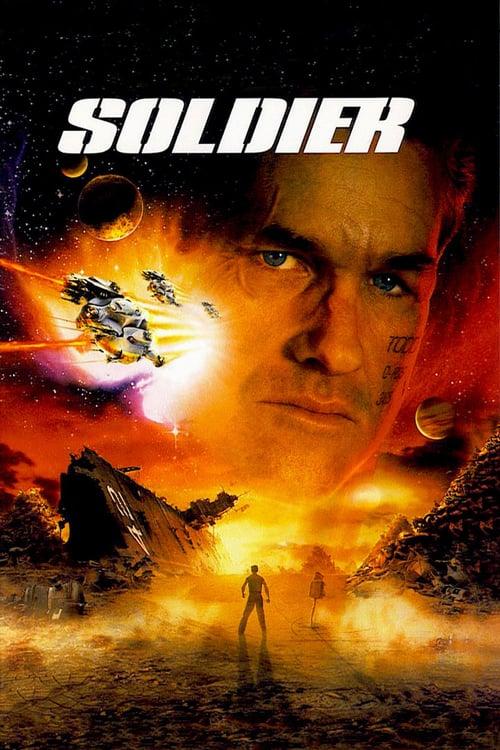 ดูหนังออนไลน์ฟรี Soldier (1998) ขบวนรบโค่นจักรวาล