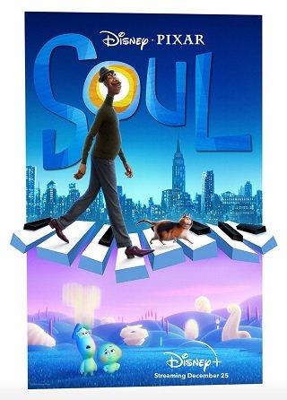 ดูหนังออนไลน์ Soul (2020) อัศจรรย์วิญญาณอลเวง