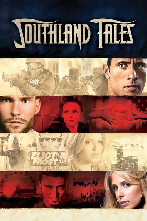 ดูหนังออนไลน์ฟรี Southland Tales (2006) หยุดหายนะผ่าโลกอนาคต