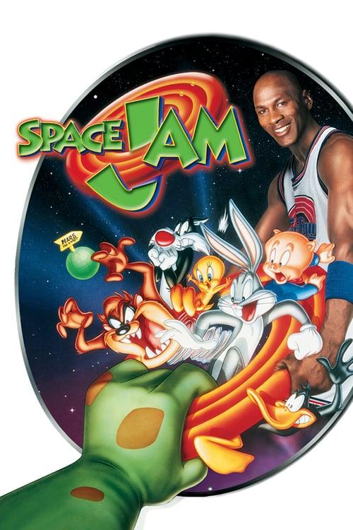 ดูหนังออนไลน์ฟรี Space Jam (1996) สเปซแจม ทะลุมิติมหัศจรรย์
