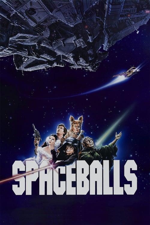 ดูหนังออนไลน์ฟรี Spaceballs (1987) สเปซบอลล์ ละเลงจักรวาล