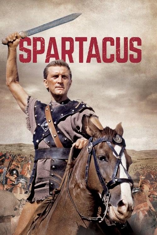 ดูหนังออนไลน์ฟรี Spartacus (1960) สปาร์ตาคัส