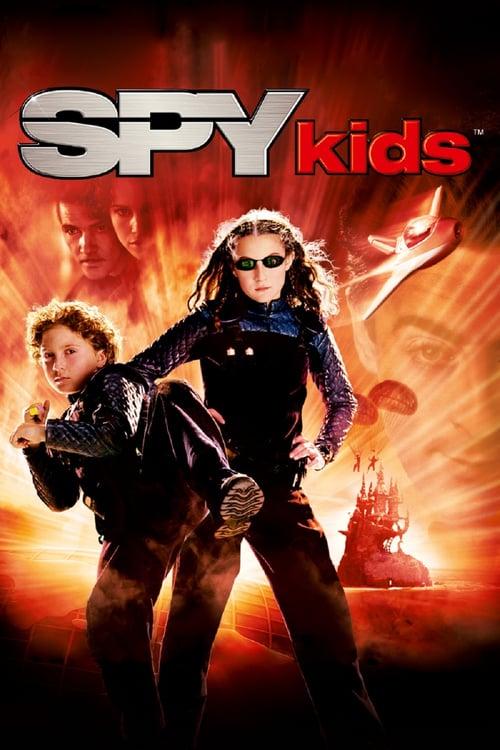 ดูหนังออนไลน์ฟรี Spy Kids 1 (2001) พยัคฆ์จิ๋วไฮเทคผ่าโลก