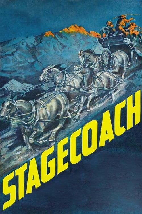ดูหนังออนไลน์ฟรี Stagecoach (1939) ฝ่าดงแดนเถื่อน