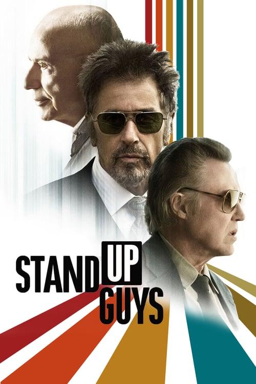 ดูหนังออนไลน์ฟรี Stand Up Guys (2013) ไม่อยากเจ็บตัว อย่าหัวเราะปู่