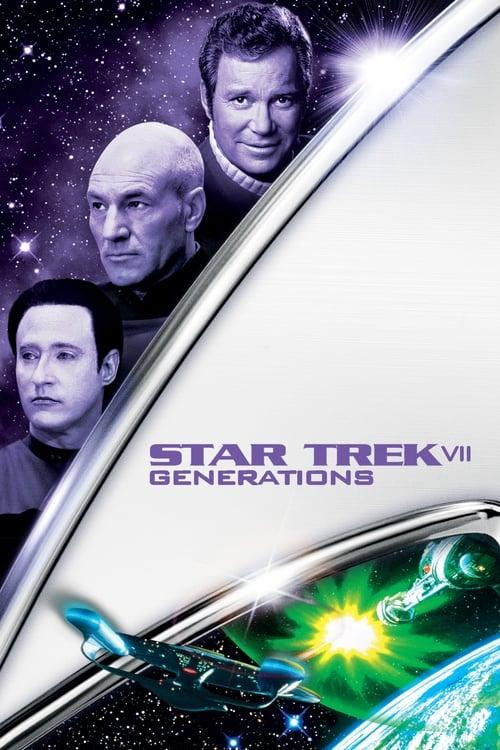 ดูหนังออนไลน์ฟรี Star Trek Generations (1994) สตาร์เทรค ผ่ามิติจักรวาลทลายโลก