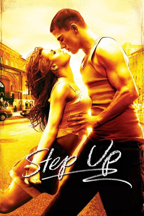 ดูหนังออนไลน์ฟรี Step Up (2006) สเต็ปโดนใจ หัวใจโดนเธอ