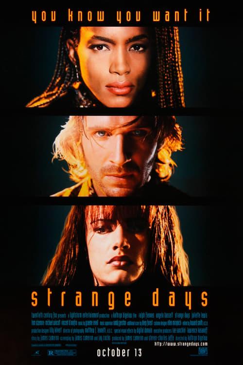 ดูหนังออนไลน์ฟรี Strange Days (1995) สิ้นศตวรรษ วันช็อกโลก