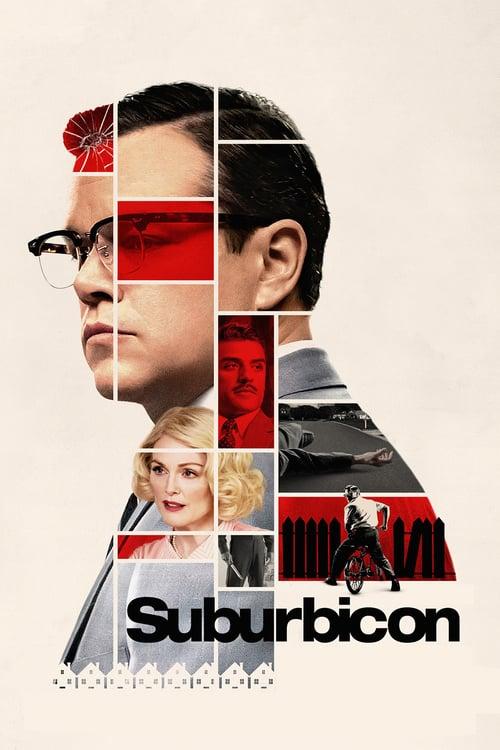 ดูหนังออนไลน์ฟรี Suburbicon (2017) พ่อบ้านซ่าส์ บ้าดีเดือด