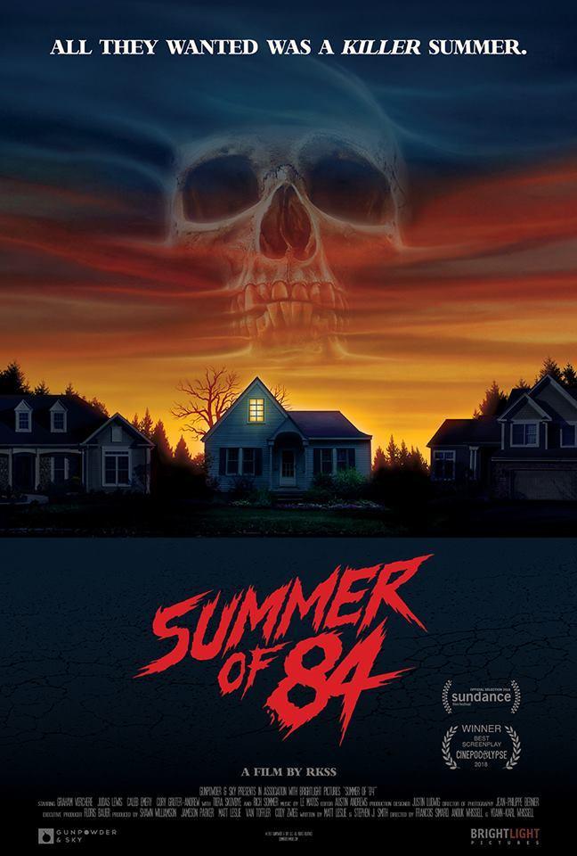 ดูหนังออนไลน์ฟรี Summer of 84 (2018) ส่องหลอน ซัมเมอร์สยอง