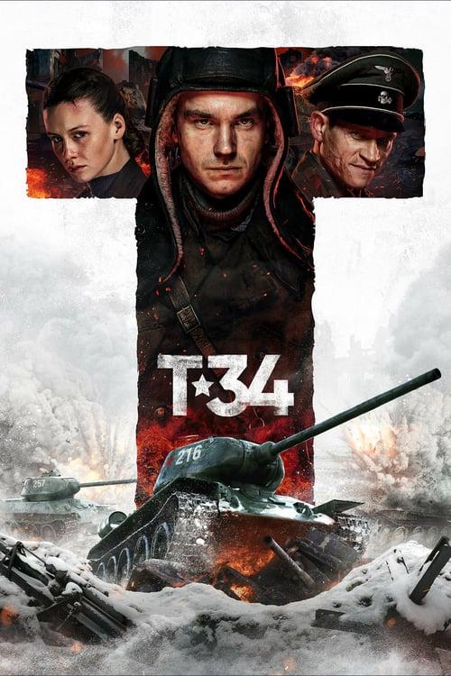 ดูหนังออนไลน์ฟรี T-34 (2018) แหกค่ายประจัญบาน