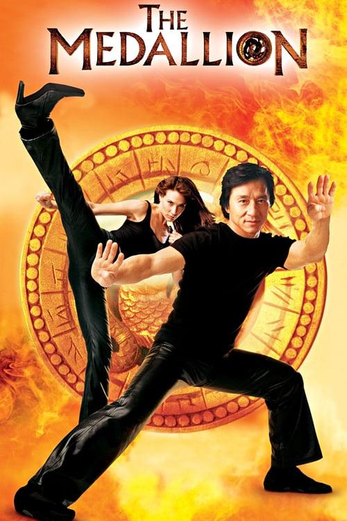 ดูหนังออนไลน์ฟรี THE MEDALLION (2003) ฟัดอมตะ