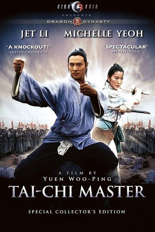 ดูหนังออนไลน์ฟรี Tai-Chi Master (1993) มังกรไท้เก๊ก คนไม่ยอมคน
