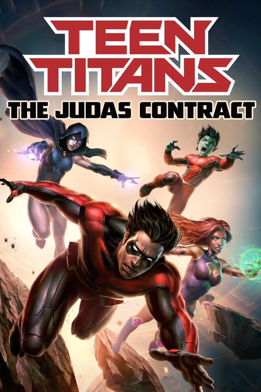 ดูหนังออนไลน์ฟรี Teen Titans The Judas Contract (2017) ทีน ไททันส์ รวมพลังฮีโร่วัยทีน