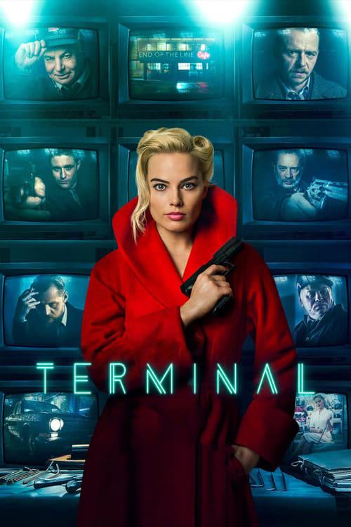 ดูหนังออนไลน์ฟรี Terminal (2018) เธอล่อ จ้องฆ่า