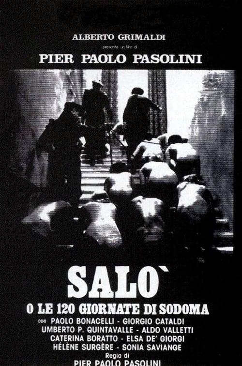 ดูหนังออนไลน์ฟรี The 120 Days of Sodom (1975) ซาโล 120 วัน โหด..โฉด…เหมี้ยม