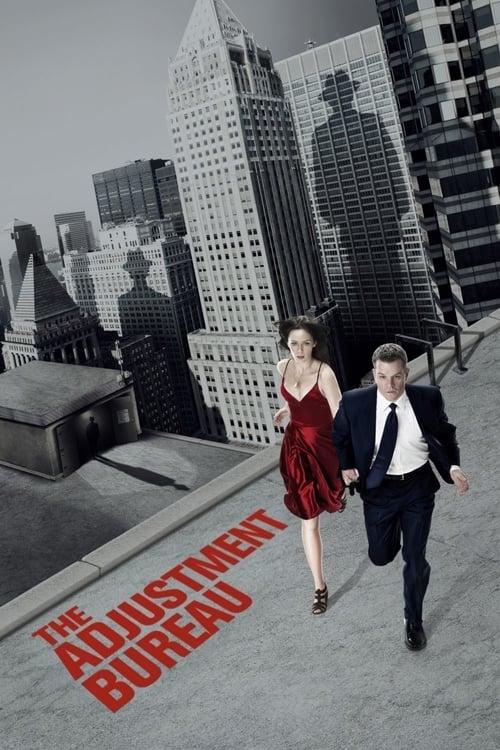 ดูหนังออนไลน์ฟรี The Adjustment Bureau (2011) พลิกชะตาฝ่าองค์กรนรก