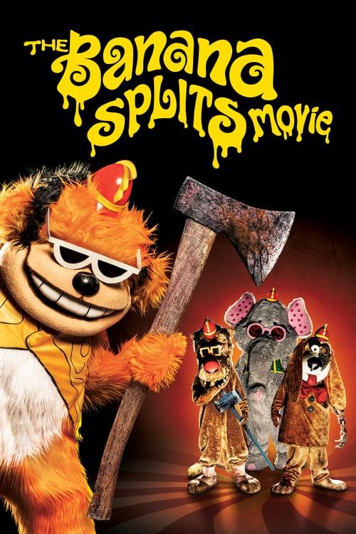 ดูหนังออนไลน์ฟรี The Banana Splits Movie (2019) โชว์หรรษา บานาน่าเชือดโหด