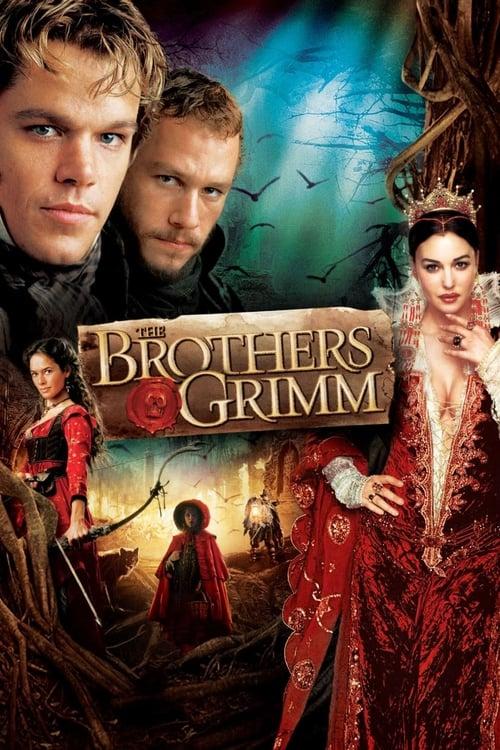 ดูหนังออนไลน์ฟรี The Brothers Grimm (2005) ตะลุยพิภพมหัศจรรย์