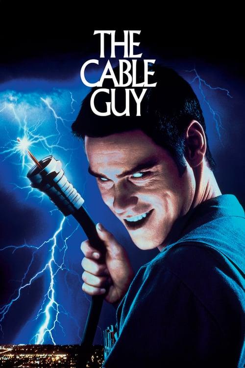 ดูหนังออนไลน์ฟรี The Cable Guy (1996) เป๋อจิตไม่ว่าง