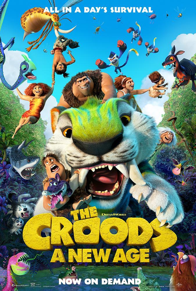 ดูหนังออนไลน์ฟรี The Croods: A New Age (2020) เดอะ ครู้ดส์: ตะลุยโลกใบใหม่