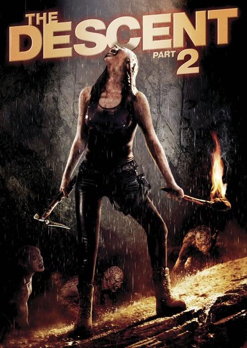 ดูหนังออนไลน์ฟรี The Descent Part 2 (2009) หวีดมฤตยูขย้ำโลก 2