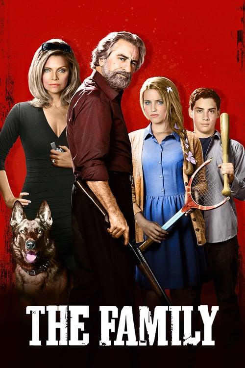 ดูหนังออนไลน์ฟรี The Family (2013) พันธุ์แสบยกตระกูล