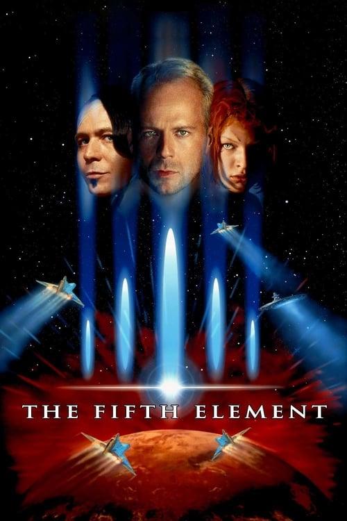 ดูหนังออนไลน์ฟรี The Fifth Element (1997) รหัส 5 คนอึดทะลุโลก