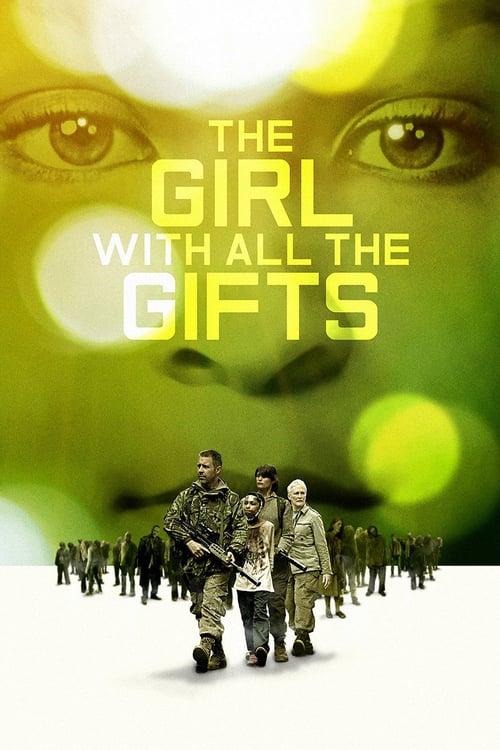 ดูหนังออนไลน์ฟรี The Girl With All The Gifts (2016) เชื้อนรกล้างซอมบี้