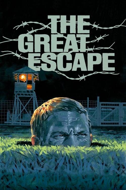 ดูหนังออนไลน์ฟรี The Great Escape (1963) แหกค่ายมฤตยู