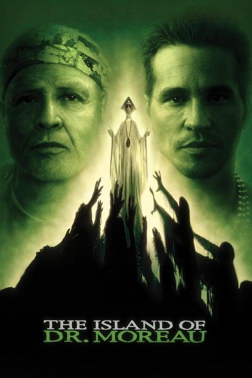 ดูหนังออนไลน์ฟรี The Island of Dr Moreau (1996) ครึ่งคนครึ่งสัตว์ มฤตยูพันธุ์โหด